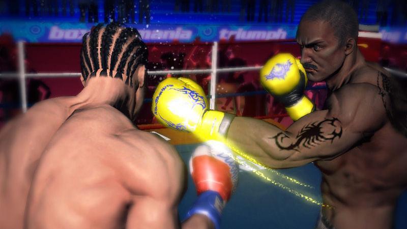 Punch Boxing 3D mod
