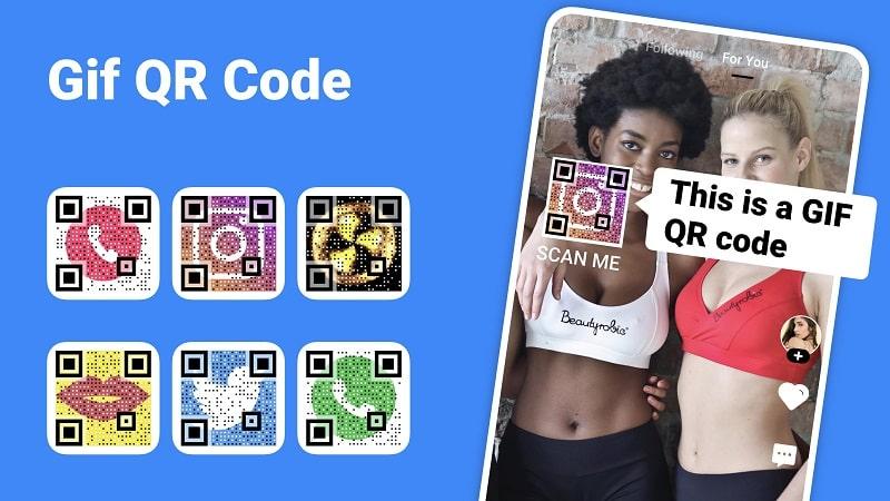 QR-Code-Generator-mod-android