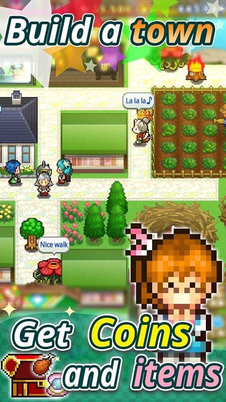 Quest Town Saga modapk
