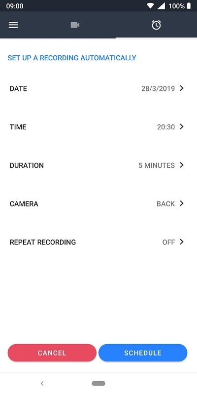 Quick-Video-Recorder-mod-android
