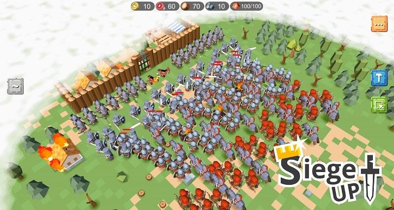 RTS Siege Up mod