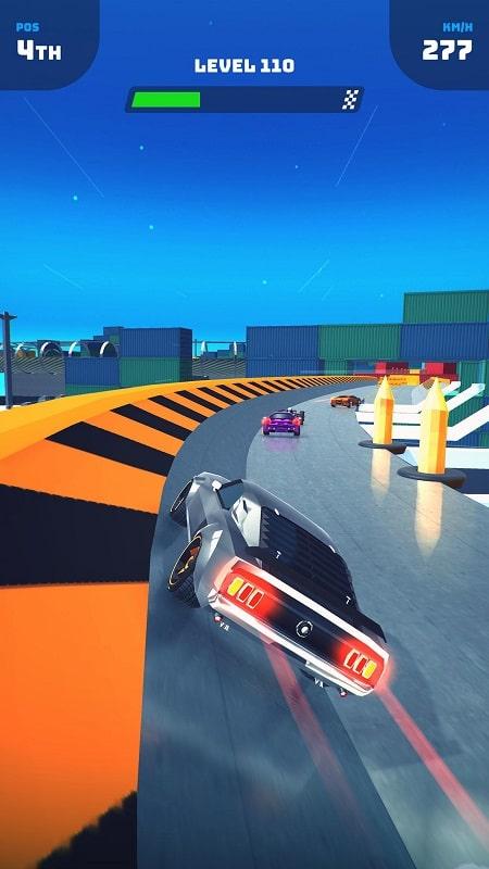 Race Master 3D mod apk
