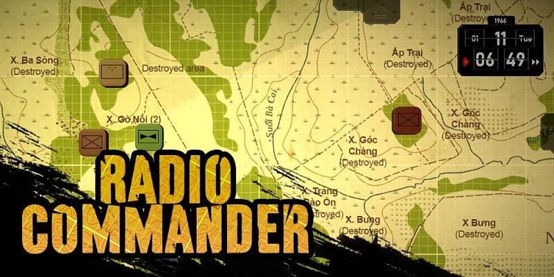 Radio Commander mod apk