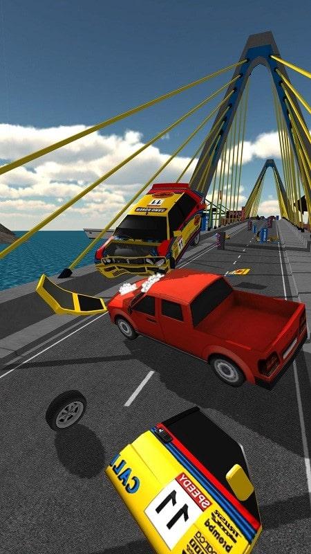 Ramp Car Jumping mod download