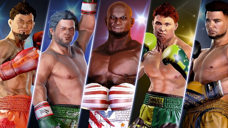 Real Boxing 2 mod android