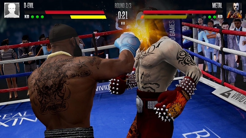 Real Boxing 2 mod