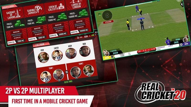 Real Cricket 20 mod