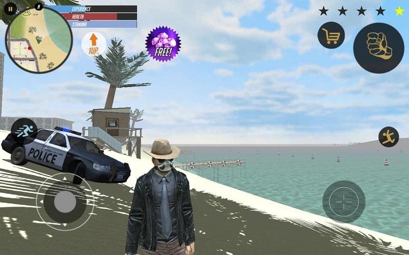 Real Gangster Crime 2 mod