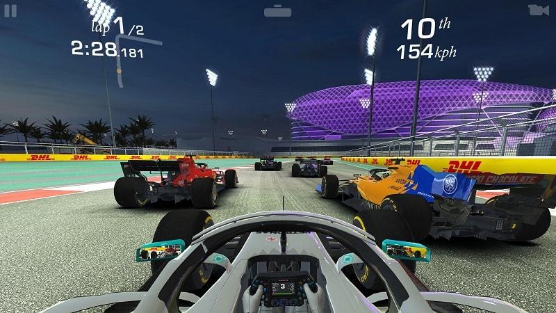 Real Racing 3 mod free