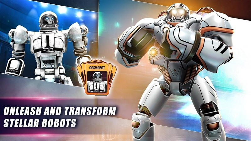 Real Steel World Robot Boxing mod android