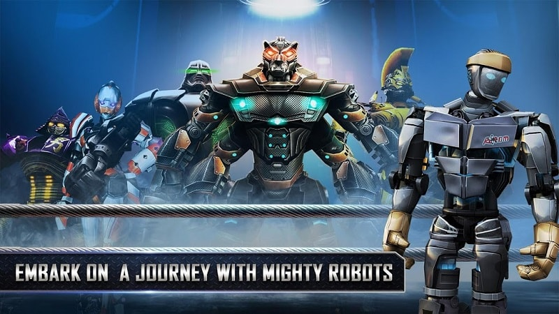 Real-Steel-mod-android
