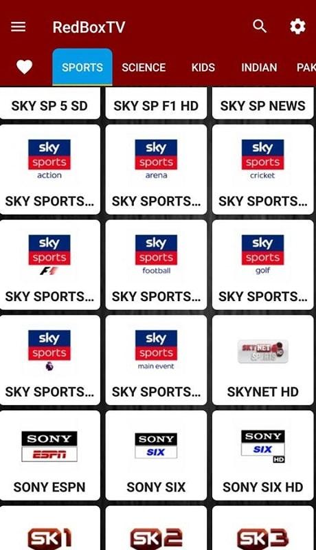 RedBox TV mod