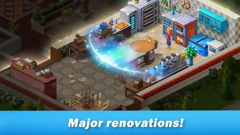 Restaurant Renovation mod free