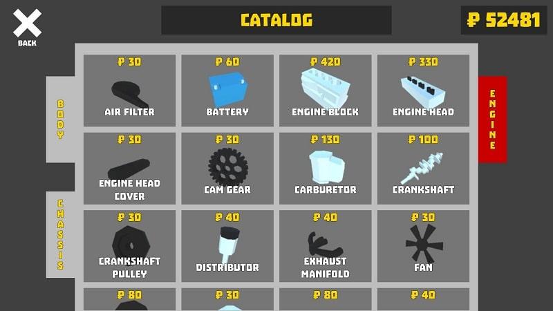 Retro Garage mod download