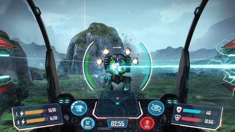 Robot Warfare mod