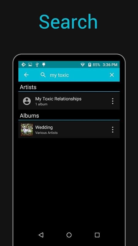 Rocket Music Player mod