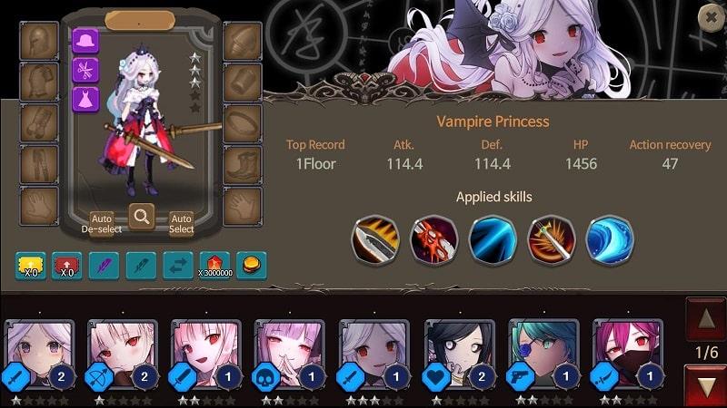 Rogue-like-Princess-mod-android