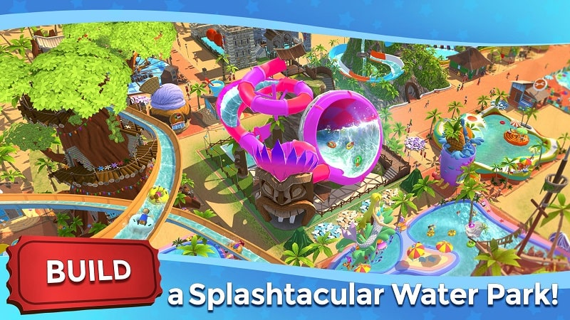 RollerCoaster Tycoon Touch mod download