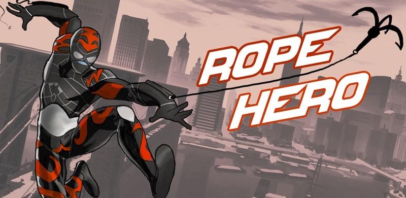 Rope-Hero