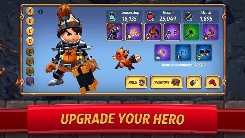 Royal Revolt 2 mod apk free