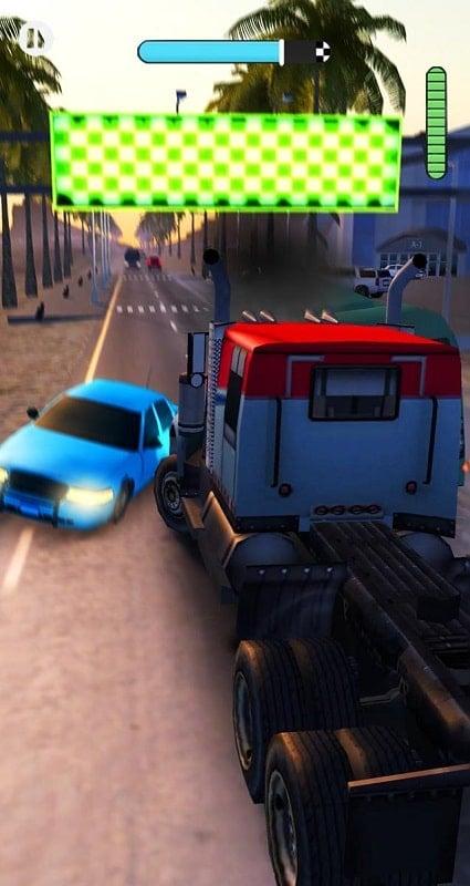 Rush Hour 3D mod download
