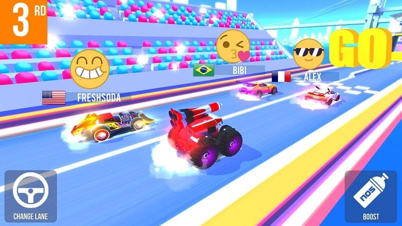 SUP Multiplayer Racing mod download