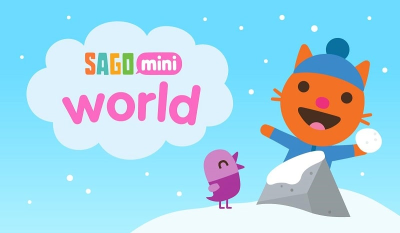 Sago Mini World MODAPK