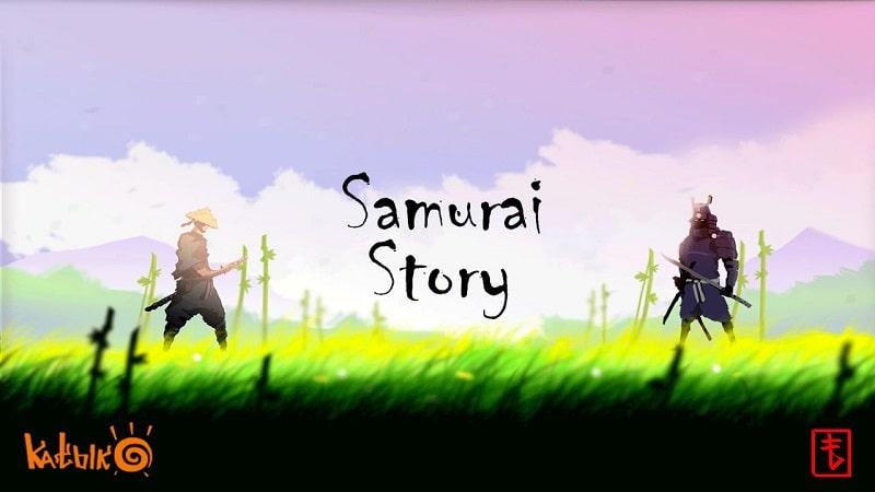 Samurai-Story