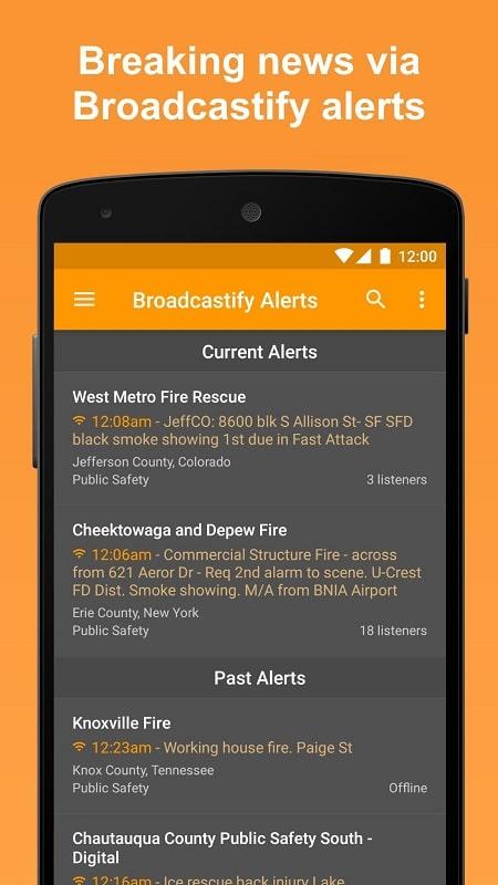 Scanner Radio Pro mod android