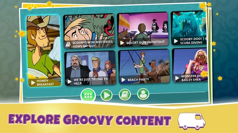 Scooby Doo Mystery Cases mod android