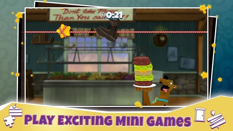 Scooby Doo Mystery Cases mod apk