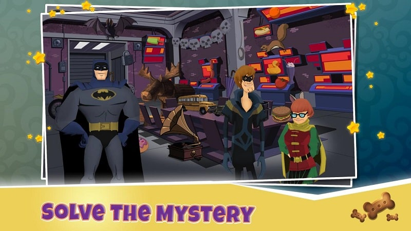 Scooby Doo Mystery Cases mod free