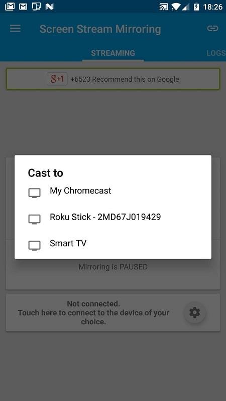 Screen Stream Mirroring Pro mod apk