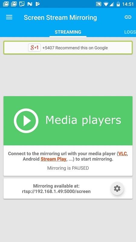 Screen Stream Mirroring Pro mod free