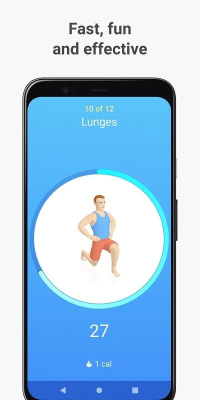 Seven 7 Minute Workout mod