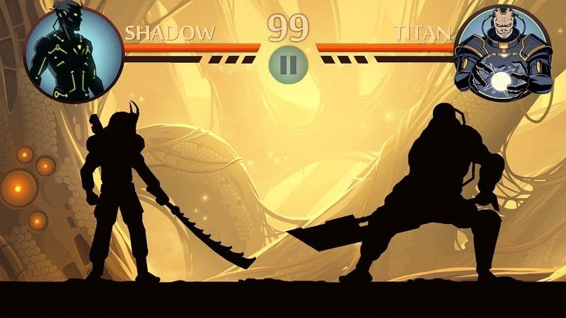Shadow Fight 2 mod level