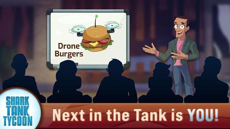Shark Tank Tycoon mod apk free