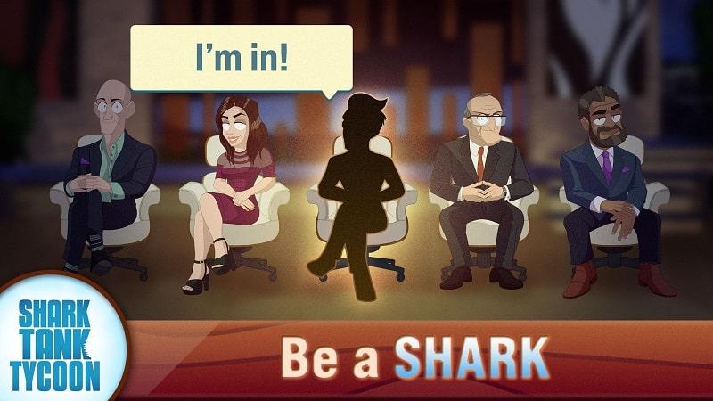 Shark Tank Tycoon mod