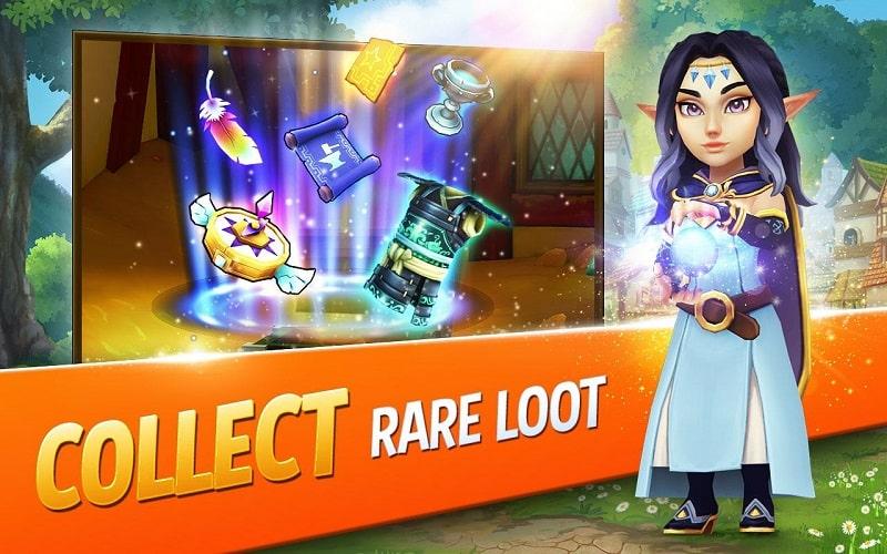 Shop Titans mod apk free
