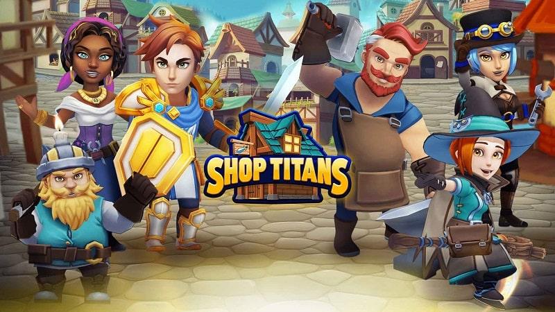 Shop-Titans
