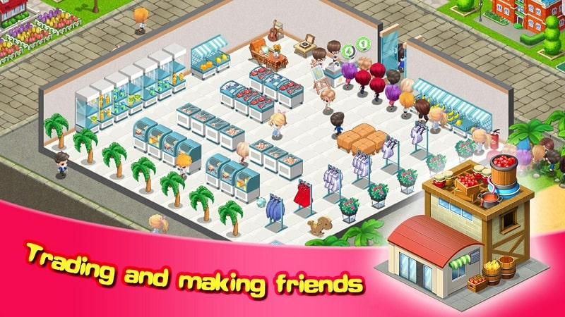 Sim Farm mod apk free