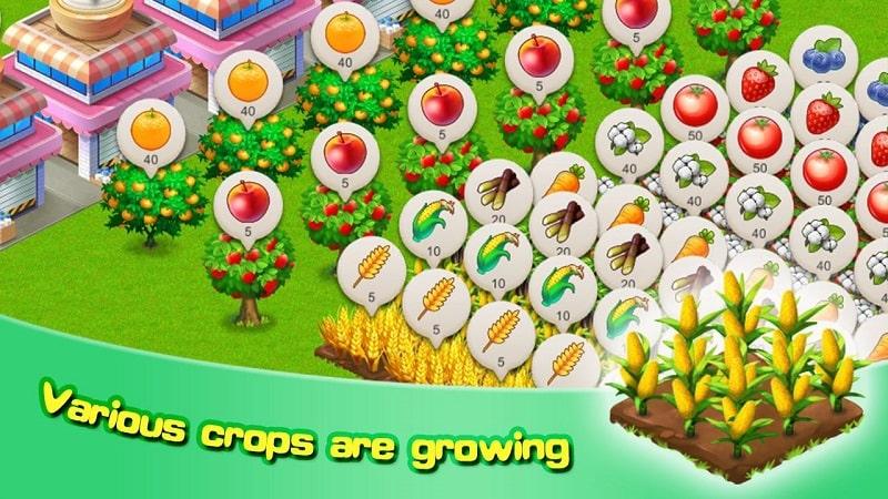 Sim Farm mod free