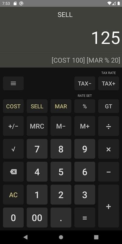 Simple Calculator mod free