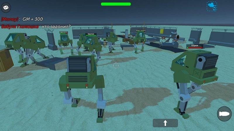 Simple Sandbox 2 mod android