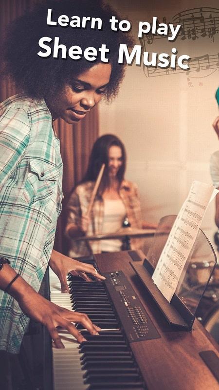 Simply Piano by JoyTunes mod download