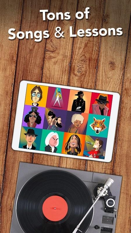 Simply Piano by JoyTunes mod free