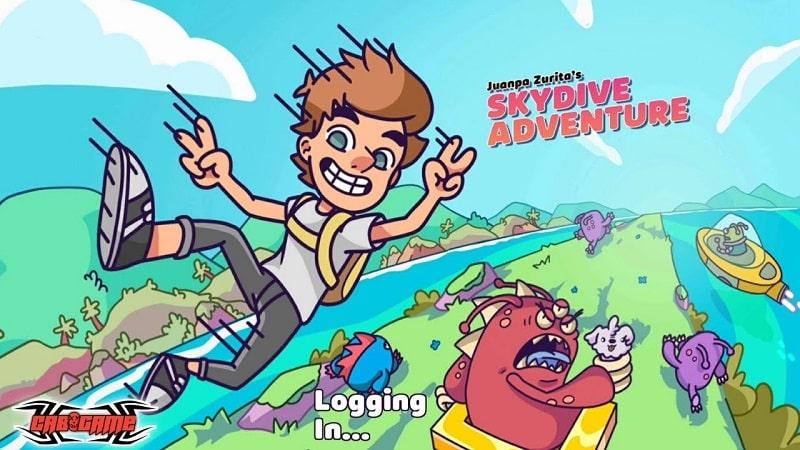 SkyDive-Adventure