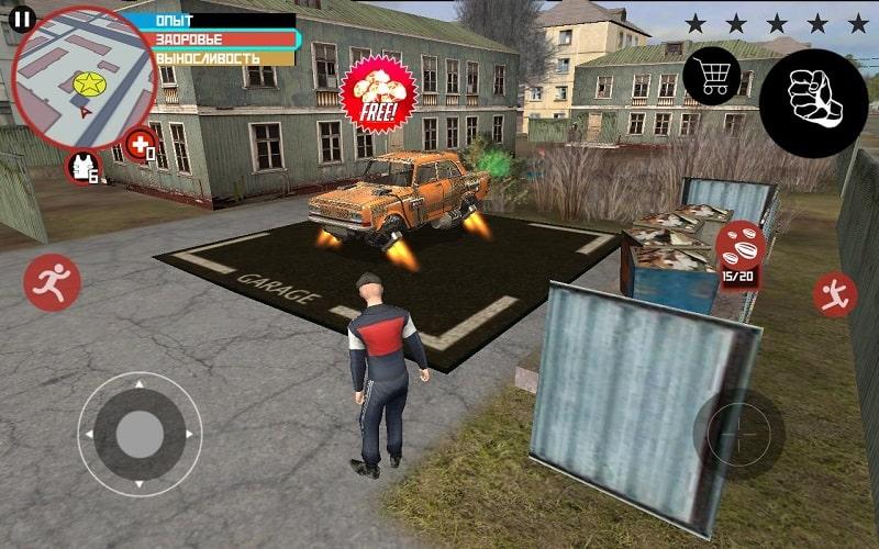 Slavic Gangster Style mod apk free