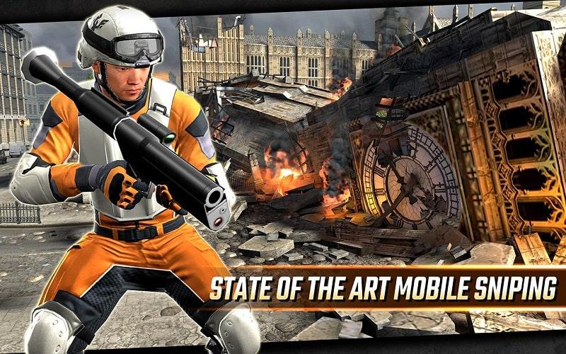 Sniper Strike mod download