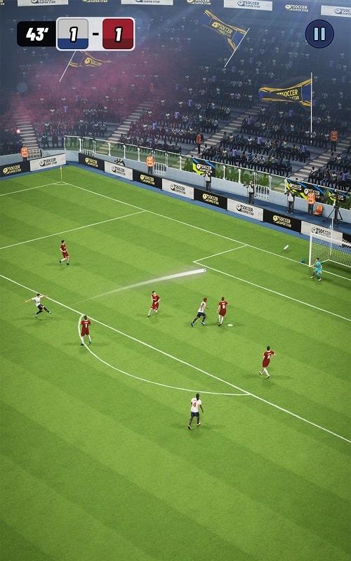 Soccer Super Star free